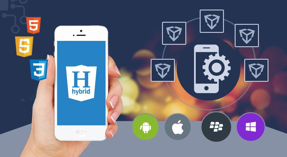Abdul Rimaaz hybrid applications