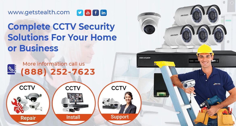 Complete CCTV Security